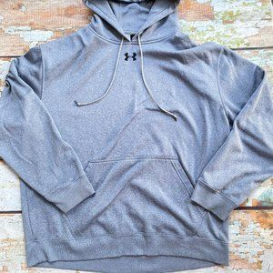 Under Armour XXL 's hoodie gray